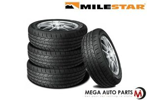 4 Milestar Ms932 Sport 235 55r19 105v Xl All Season M S Touring Performance Tire