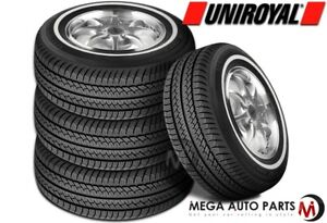4 X Uniroyal Tiger Paw Awp Ii Wsw 215 70r15 97t All Season A S Tires