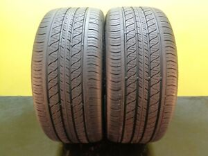 2 Nice Tires Continental Procontact Rx To 255 45 19 104w 70 Life 30458