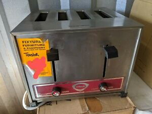 Wells T 4c Commercial 4 Slice Toaster T4c