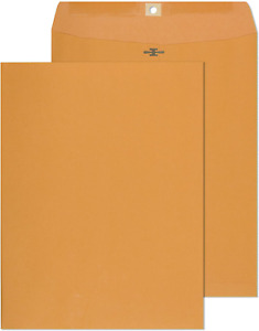 Clasp Envelopes 10x13 Inch Brown Kraft Catalog Envelopes 30 Pack With Cl