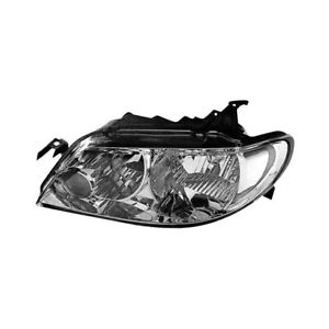 For Mazda Protege5 2002 2003 Replace Ma2518106 Driver Side Replacement Headlight