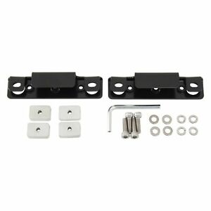 For Nissan Nv1500 2013 2019 Rhino Rack Quick Mount Roof Ditch Bracket