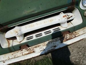 1955 1956 1957 Chevy Truck Grill Solid