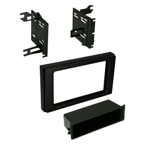 For Toyota Tacoma 2016 2017 Best Kits Single Double Din Stereo Dash Kit
