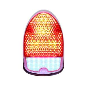 For Volkswagen Beetle 1968 1970 United Pacific Red Led Tail Light Upgrade Kit