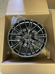 New 20 Chevy Camaro Zl1 Oem Front And Wheel Set 2015 2016 2017 2018 2019 2020