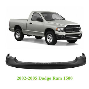 Front Upper Bumper Cover For 2002 2003 2004 2005 Dodge Ram 1500 Textured