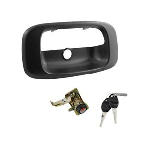 For Chevy Silverado 1500 Classic 2007 Bully Integrated Tailgate Lock