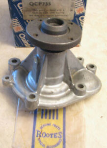 Rootes Group Hillman Avenger Plymouth Cricket Nos Water Pump