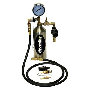 Motorvac Pressurized Induction Cleaning Tool Kit