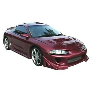For Mitsubishi Eclipse 1995 1999 Kbd 37 2072 Blits Style Body Kit Unpainted