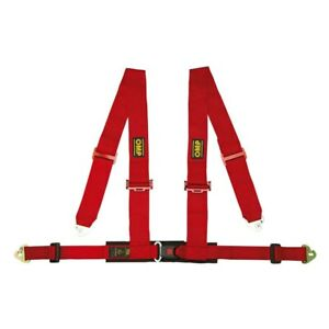Harnesses 4 point Racing 4m Series Street Racing Harnesses Ece Central Push