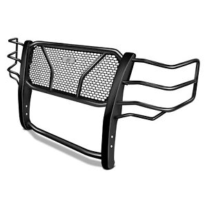 For Chevy Silverado 2500 Hd 15 19 Steelcraft Hd Series Black Grille Guard