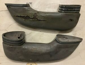 1957 Ford Custom 300 Sedan Ranchero Fairlane Door Panel Arm Rest Armrest Front