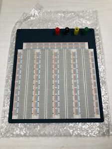 New Large Solderless Breadboard Perfect For Electronic Student Protoboard