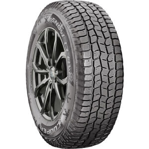 Cooper Discoverer Snow Claw Lt 265 70r17 Load E 10 Ply Winter Tire