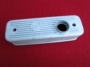 Reconditioned Alloy Mg Logo Engine Valve Cover For Mga And Mgb Engines