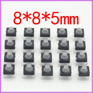 Conductive Switch Push Button Silicone Soundless Tactile Tact Micro Self Reset