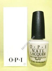 OPI Nail Lacquer quot;THE GHOSTESS WITH THE MOSTESSquot; **NOT FOR SALE IN STORE** NIB $29.95