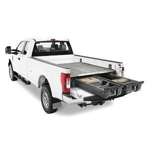 For Ford F 250 Super Duty 1999 2016 Decked Ds5 Truck Bed Storage System
