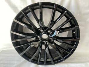 20 F Sport Style Gloss Black Rims Wheels Fits Lexus Is250 Es350 Gs350 Rx350