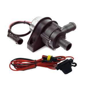Electric Booster Pump 12v Ebp23 Part 9051 Davies Craig