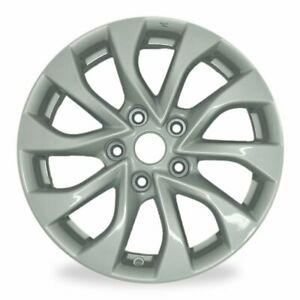 New Single 16quot; Silver Wheel for Nissan Sentra 16 19 OEM Quality Alloy Rim 62756 $119.96