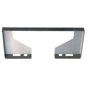 Titan Attachments 1 2 Thick Heavy Duty Quick Tach Skid Steer Style Mount Plate