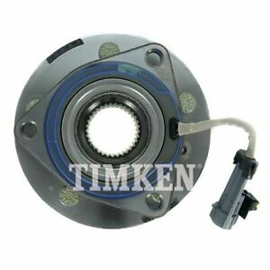 Timken 513121 Wheel Bearing And Hub Assembly Front Or Rear