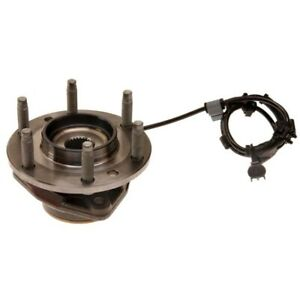 Ac Delco Fw121 Wheel Bearing And Hub Assembly Front