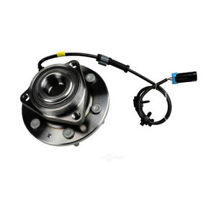 Ac Delco Fw453 Wheel Bearing And Hub Assembly Front