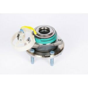 Ac Delco Rw20 145 Wheel Bearing Hub Assy Front Or Rear For 09 13 Corvette