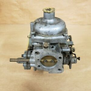 Zenith Stromberg Carb Carburetor 150cd Original Fits Mg Triumph Jaguar