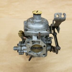 Zenith Stromberg Carb Carburetor 150cd Original Fits Mg Jaguar Triumph Sunbeam