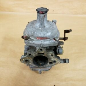 Zenith Stromberg Carb Carburetor 175 Cd 2 Original Fits Mg Jaguar Triumph
