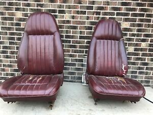 Mopar Bucket Seats