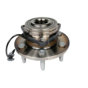Ac Delco Fw346 Wheel Bearing And Hub Assembly Front