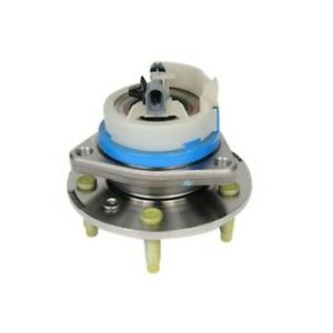 Ac Delco Fw293 Wheel Bearing And Hub Assembly Front Or Rear