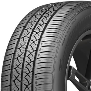 4 New Continental Truecontact Tour 215 55r16 97h Xl A s All Season Tires