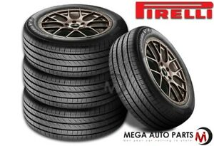 4 Pirelli Cinturato P7 All Season Plus 225 60r16 98h Tires 70000 Mile Warranty
