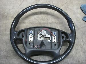 1997 2002 Camaro Z28 Ss Leather Steering Wheel Gm