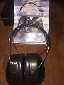 Peltor H7a Hearing Protection Ear Muffs Overhead 27 Db Noise Reduction 3m
