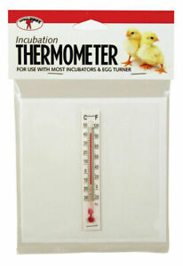 Little Giant 6303 Incubator Thermometer Kit