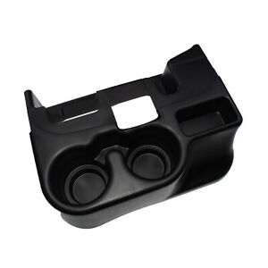 Ss281azaa Black Console Cup Holder For Dodge Ram 1500 2500 3500 Agates 1999 2001