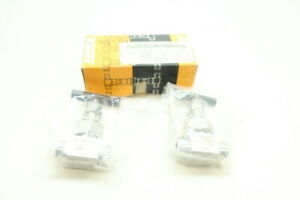 Box Of 2 Whitey Ss 6nbsw8t Stainless Socket Weld Throttle Bypass Valve 1 2in