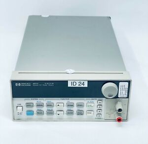 Agilent hp 6611c System Dc Power Supply 0 8v 0 5a load Tested