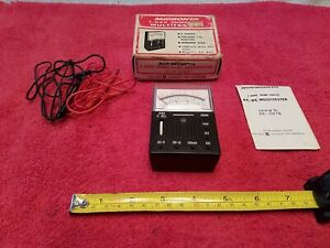 Micronta 1000 Ohms volts Ac dc Multitester 22 027b W Box And Instructions Works
