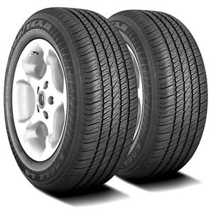 2 New Goodyear Eagle Ls 255 65r16 106s As All Season Tire