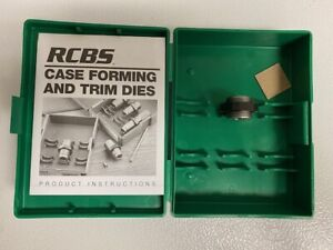 New RCBS 40 Samp;W Trim Die 22165 Free Shipping $14.00